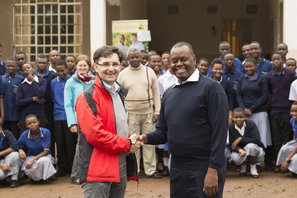 Invitation for a trip to Tanzania